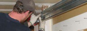 Garage Door Tracks Repair Newport
